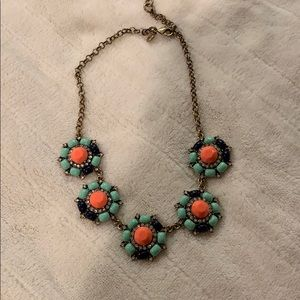 J. Crew colorful necklace